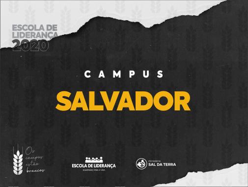 ESCOLA DE LIDERANCA 2020 [SALVADOR]