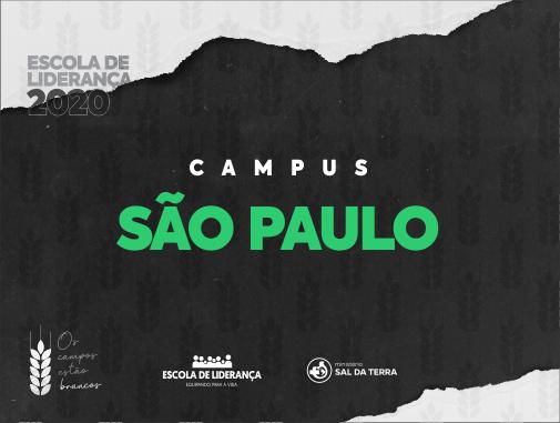 ESCOLA DE LIDERANÇA 2020 [SÃO PAULO]